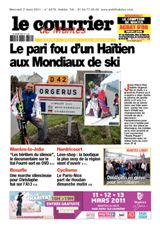 Courrier de Mantes